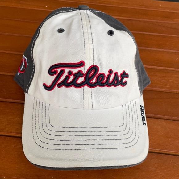 Titleist Minnesota Twins Baseball Cap Golf